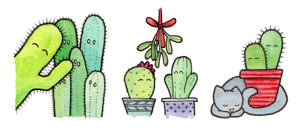 Tiny Cacti Banner 1200x500
