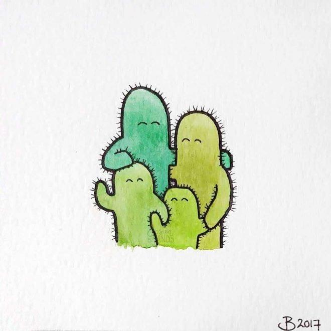Cacti Family 201701
