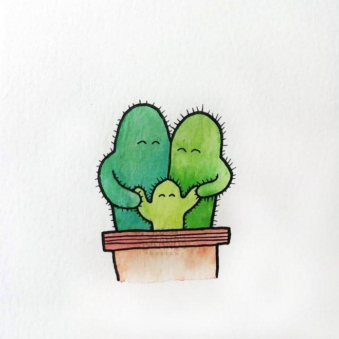 Cacti Family 201702