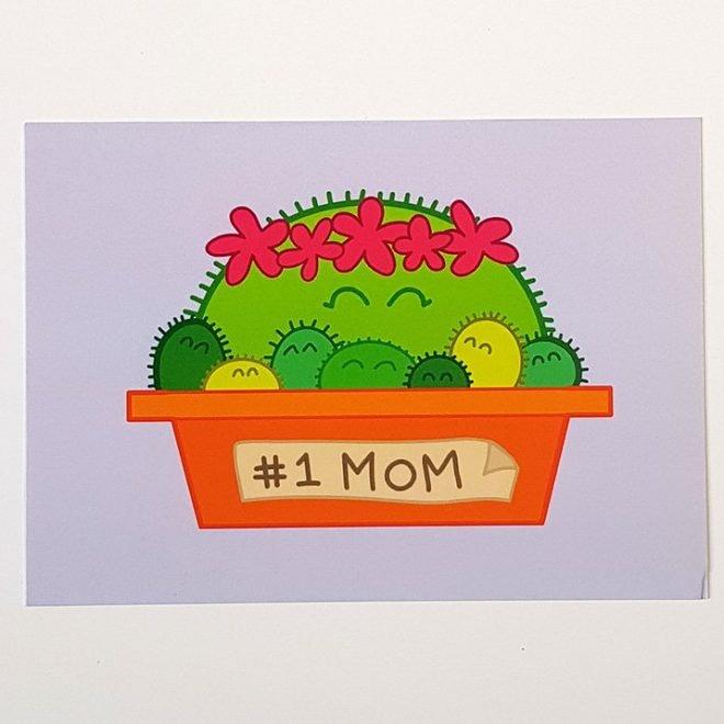 Mommillaria Ansichtkaart