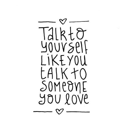 Like You Talk to Someone You Love