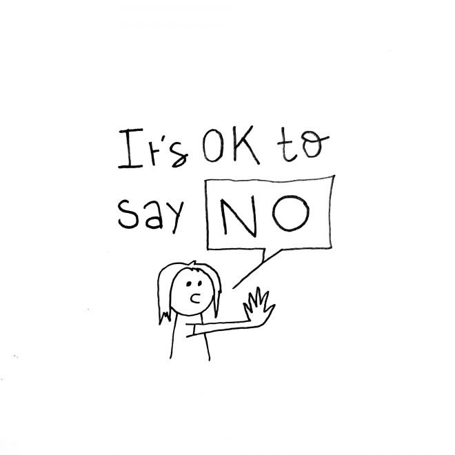 Ok to Say No