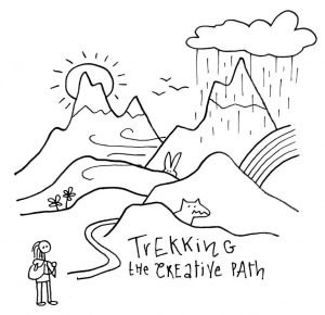 Trekking the Creative Path
