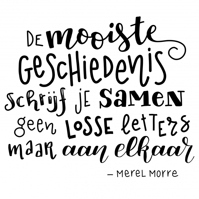 Quote Merel Morre
